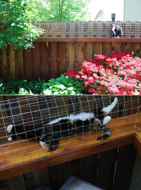 DIY Cat tunnel system