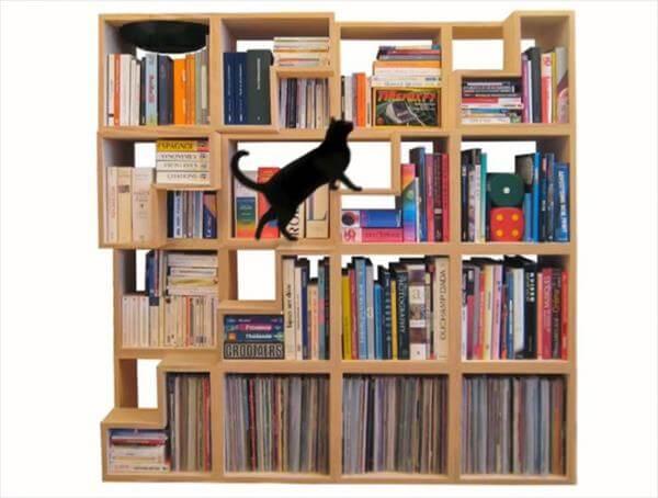 Bookshelves Plans