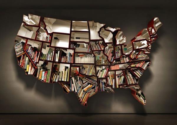 USA Bookshelves