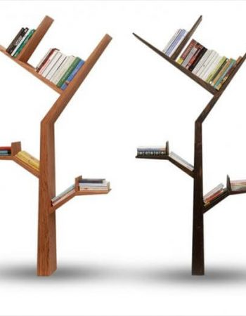 DIY Creative Bookshelves