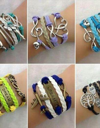 diy funky creative bracelets