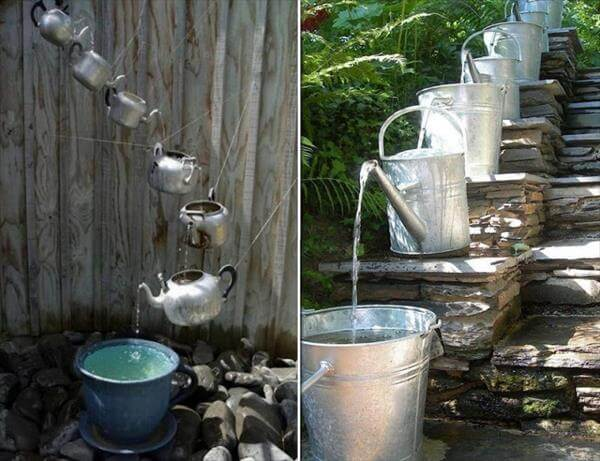 diy ingenious watering idea