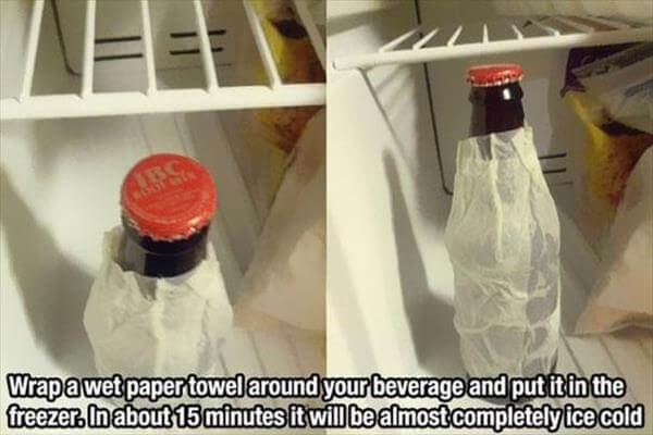 diy paper idea for instant coolness.