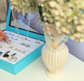 diy cute triffany and coinspire jewelry box