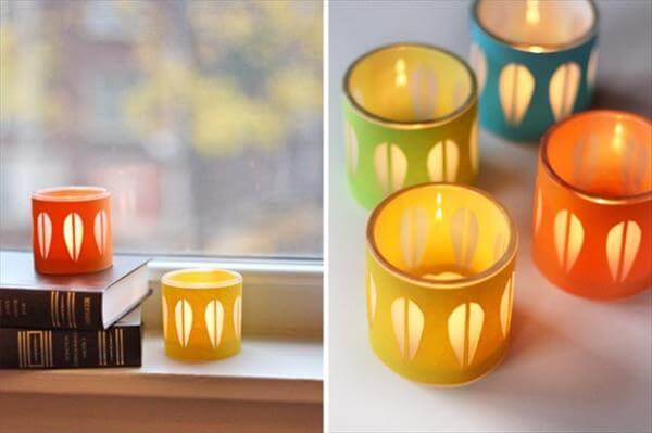 diy cathrinholm candle holder