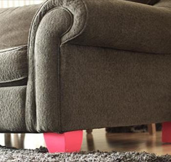 DIY renovating sofa legs