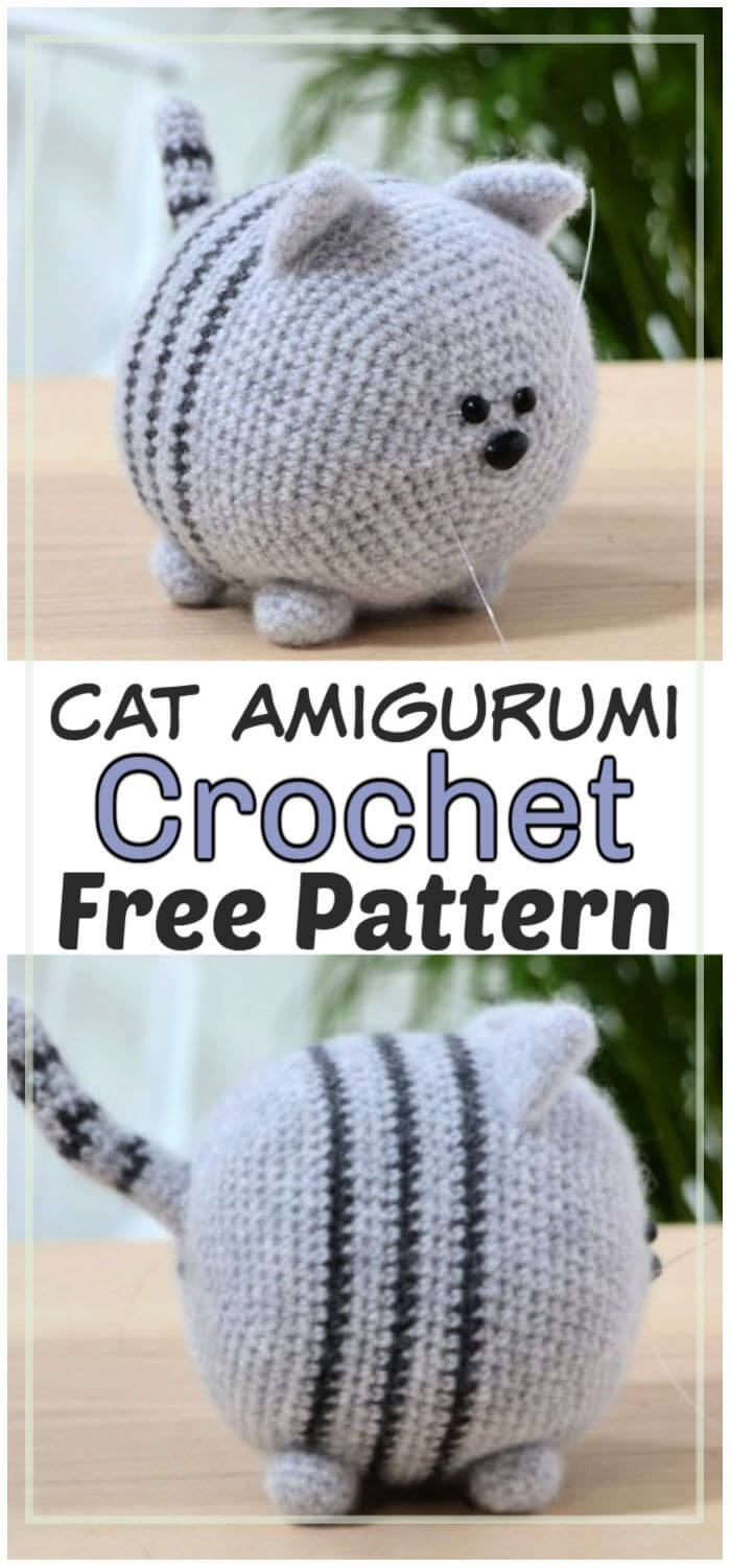 How to Crochet a Cat