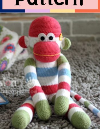 Amigurumi Rainbow Toys Crochet Patterns | 450x350